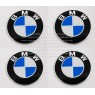 36131122132 - ORIGINAL BMW Wheel center cap Emblems 4 pieces (70mm) BBS