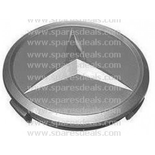 1074000025 mercedes r107 w116 w123 wheel center hub cap for Mercedes benz wheel cap emblem